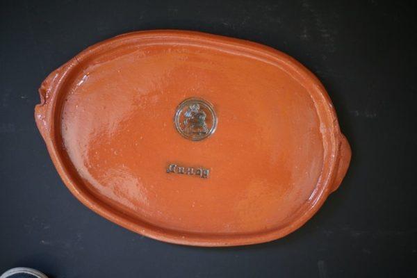 Oval - posudje za serviranje hrane